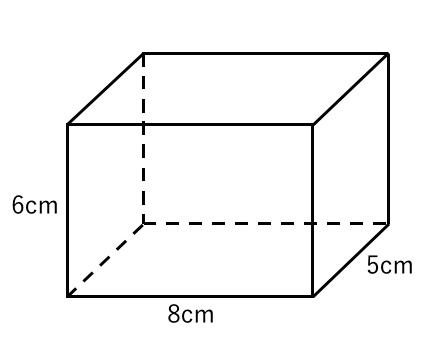 立体の体積を求める ~基本問題~ ...