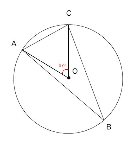 円周角の問題 解説