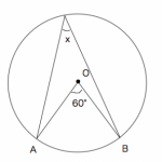 円周角の定理 練習問題①