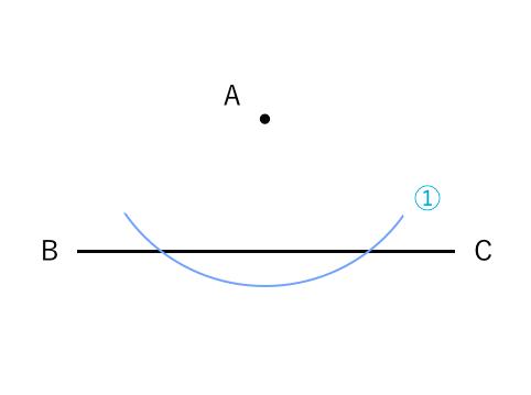 垂直な線を作図1−2
