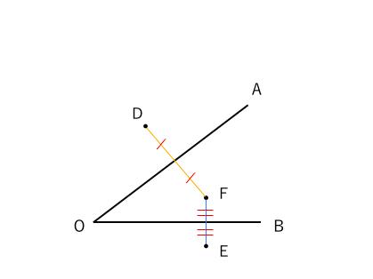 対称移動 問題1−1
