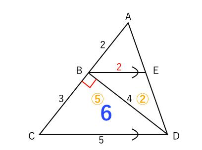 入試問題 面積5