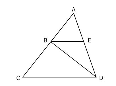 入試問題 面積1