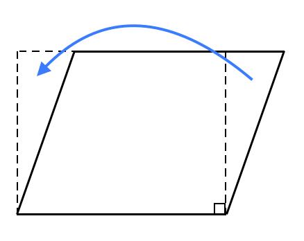 平行四辺形,面積