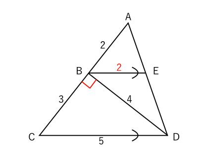 入試問題 面積4
