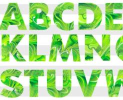 文字,倍数,表す