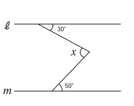 図形の調べ方 ~角度を求める問題~