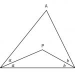図形の調べ方 三角形 ~役に立つ角度の求め方~