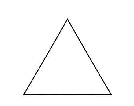 三角形,内角の和
