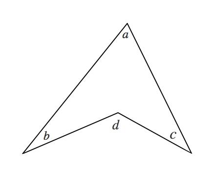 三角形,角度,公式