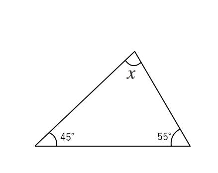 三角形,内角,外角,和