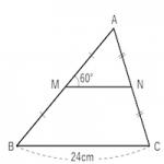 相似な図形 ~中点連結定理を使う!~