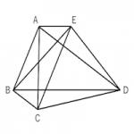 面積が等しい三角形③