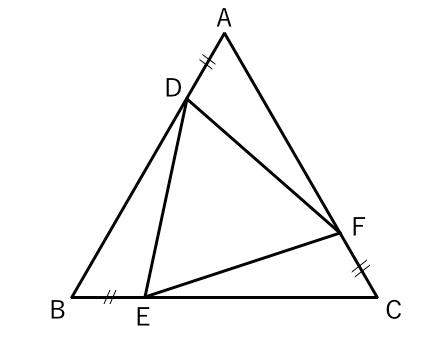 正三角形,合同,証明