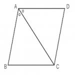 平行四辺形 ~どんな四角形になるか~