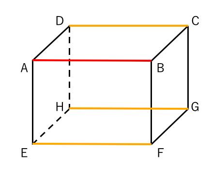 空間図形,平行