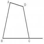等積変形ができる! ~多角形から三角形~
