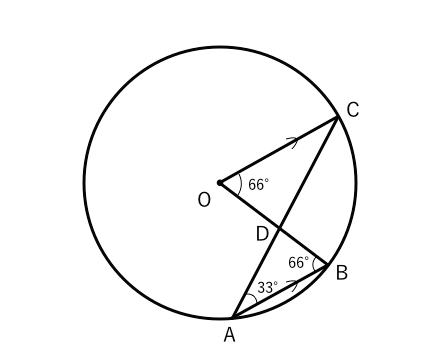 平行,錯角,円周角