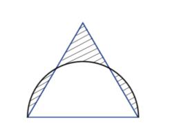 斜線部分,面積,問題