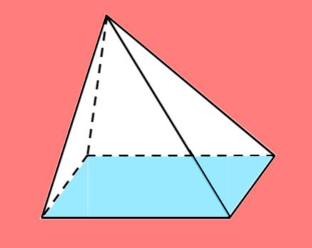 四角錐,側面